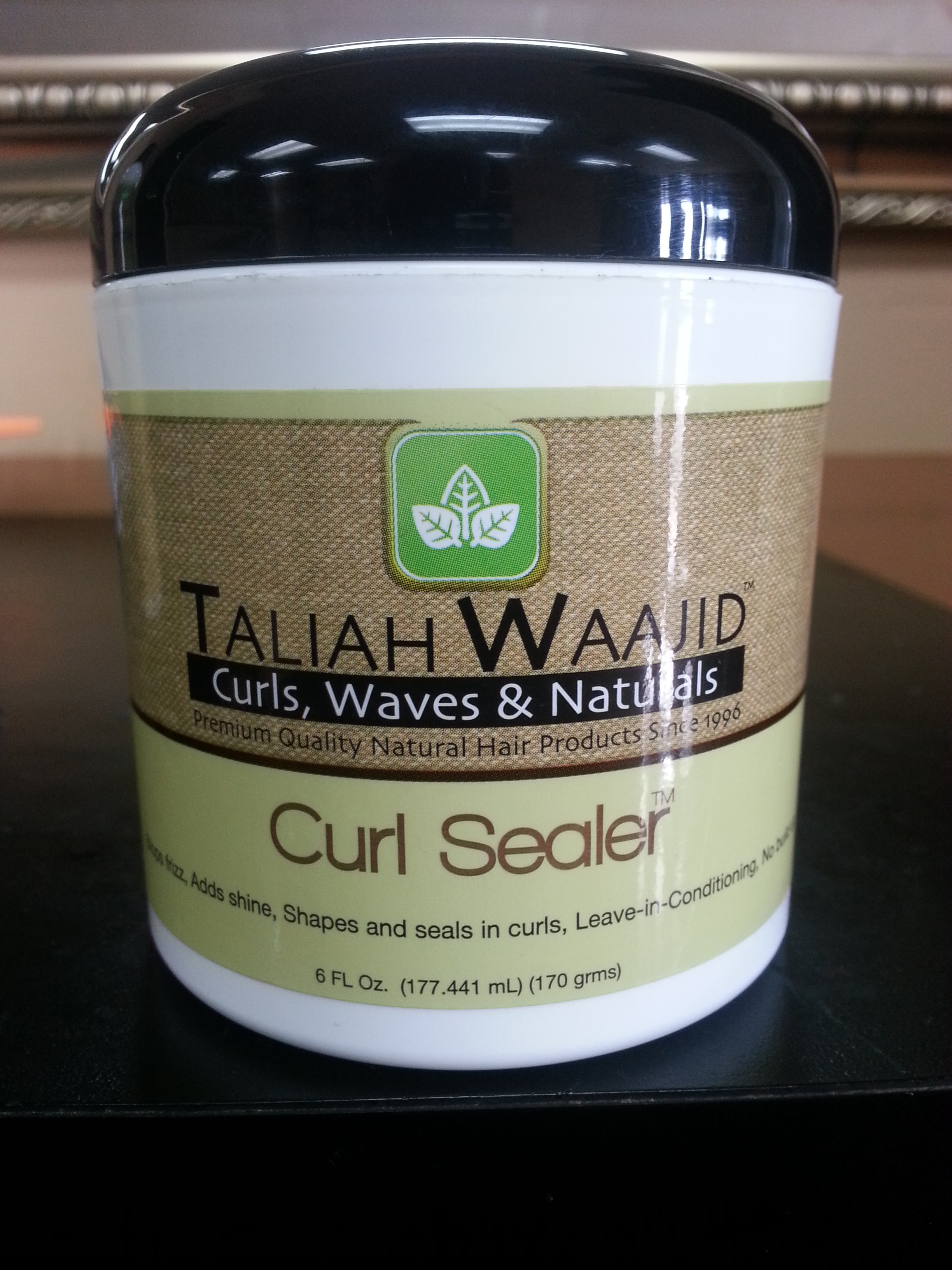 Cont…Taliah Waajid Product Review