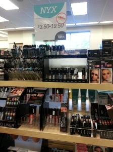 NYX Cosmetics at Nordstrom Rack!!