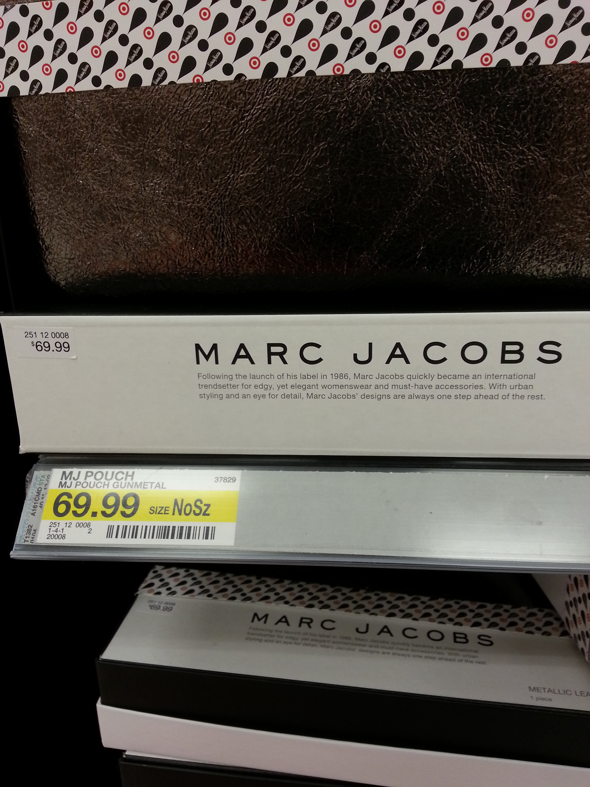 Designer Marc Jacobs at Target STORES!!! SAY WHAT. !!