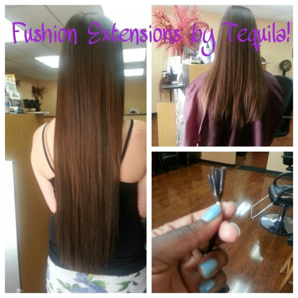 A cheaper way to Remove Fusion Hair Extensions!