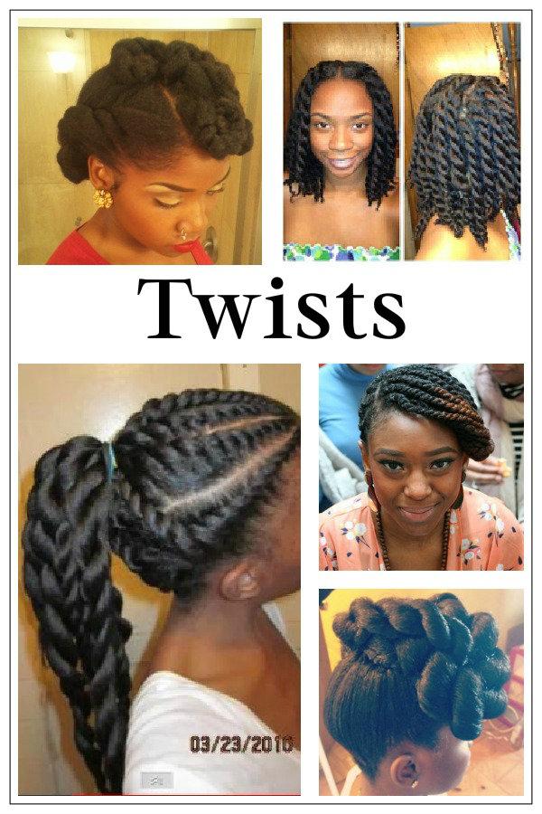Strange Diy Natural Hair Styles Short Hairstyles For Black Women Fulllsitofus