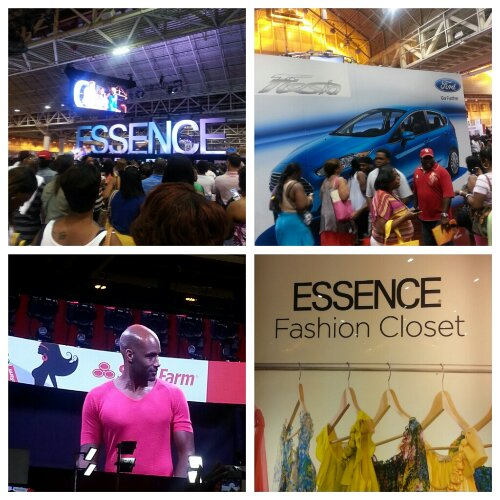 Essence Music Fest 2013  Highlights!