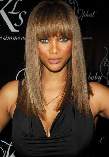 Tyra Banks Sueing Wig Companies!! Say it ain't So!!