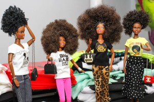 Natural Hair Barbie Dolls!!!! I want One!!
