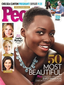 "Lupita Nyong'o Named People's ""Most Beautiful"" Star!"